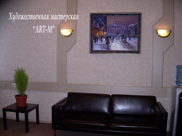 Художник сергей лучков пейзажи